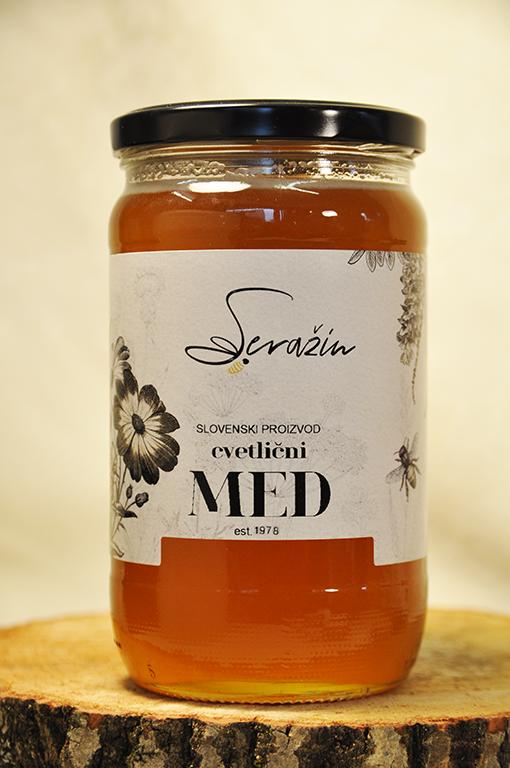 Cveetlični med